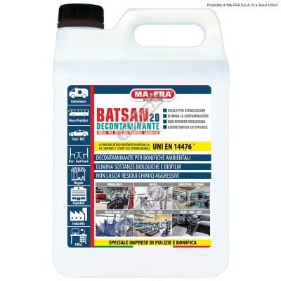 BATSAN 2.0 - Refill 5lt